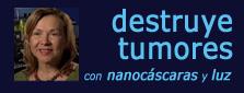 Destruye Tumores con Nanocáscaras y Luz