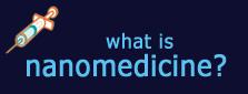 What is Nanomedicine?